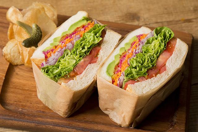【大阪】写真映えも味もバッチリ!ボリューム満点のクラフトサンドイッチ専門店がオープン