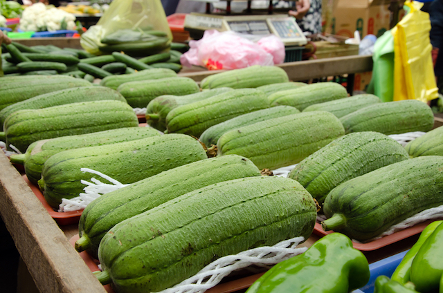 【現地ルポ】柔らかくっておいしい!台湾で食べたい「へちま料理」色々
