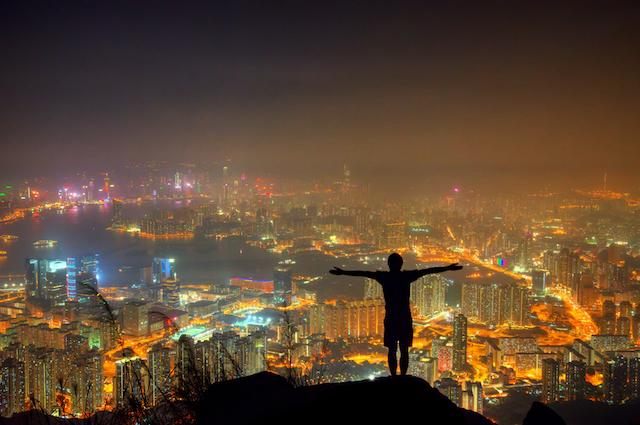 香港で狙う!インスタでシェアする思い出ナイスビューTop7。