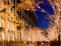 仕事帰りに気軽に行ける、東京都内のイルミネーションスポット7選