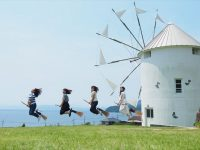 【小豆島】インスタ女子必見!「オリーブ公園」で魔女の宅急便風フォトを