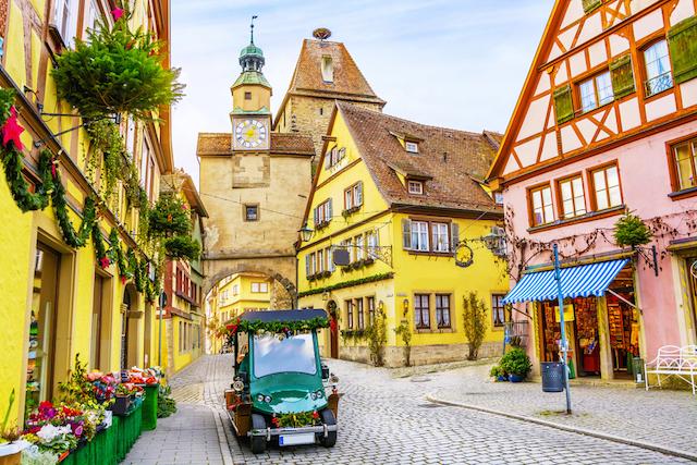 一度は行ってみたい、本場ドイツの美しいクリスマスマーケット7選