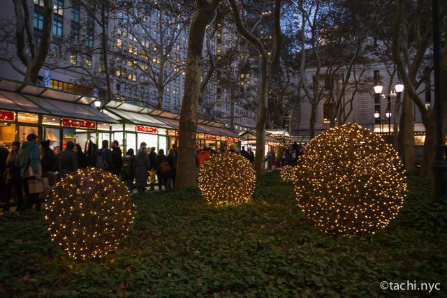 【ニューヨーク現地ルポ】徹底紹介!クリスマスムードたっぷりのホリデー・マーケット