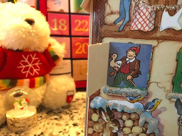 【今日のアドベントカレンダー】12月10日「夜お茶の秘密」