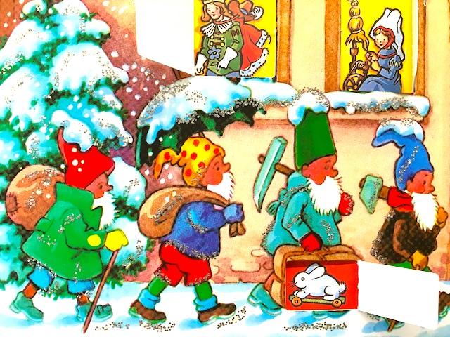 【今日のアドベントカレンダー】12月16日「寒い日は心も解凍しないと」