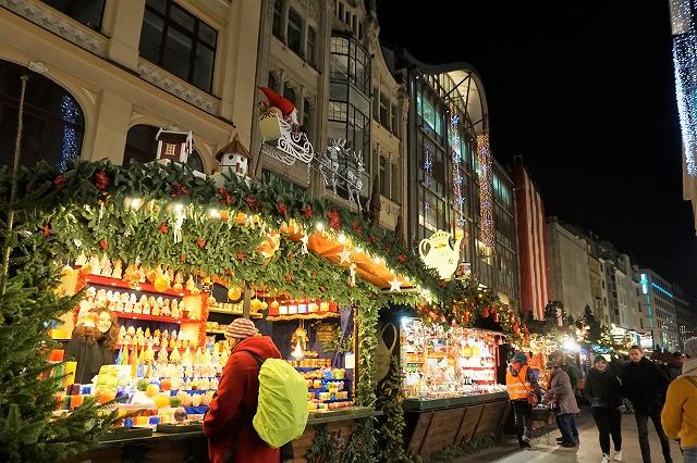 【ドイツ】ノスタルジックな雰囲気に包まれた、ライプツィヒの美しきクリスマスマーケット
