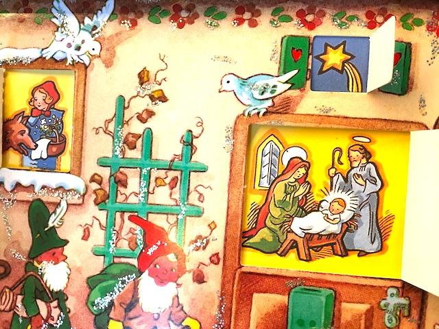 【今日のアドベントカレンダー】12月24日「祈る、ということ」