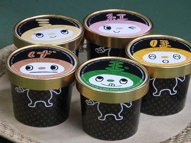 """お茶の味わいを最大限に生かした""""食べるお茶""""感覚のチョコを発売!"""