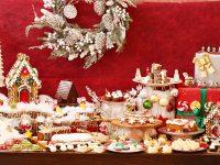 思いっきり甘いスイーツを楽しむ「グリーンクリスマス&レッドクリスマスデザートブッフェ」開催!
