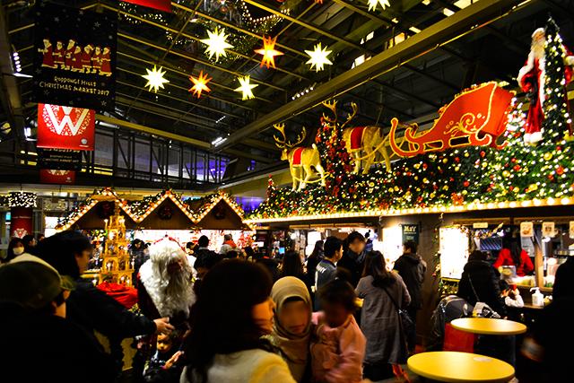 本場ドイツのクリスマスを感じる、恒例六本木ヒルズのクリスマスマーケットが今年もオープン!