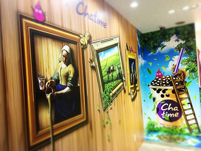 タピオカミルクティー専門店 Chatime 銀座店」がオープン!HPからのクーポン持参で、ドリンク何杯でもトッピング一つ無料