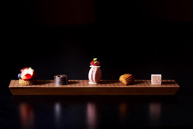 神戸初のデザートレストランが神戸にオープン!出来立てのアシェット・デセールとシャンパーニュ、紅茶のマリアージュを