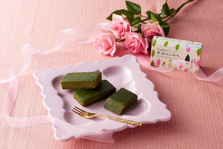 伊藤久右衛門で大人気!抹茶ガトーショコラがオンラインショップで購入できる