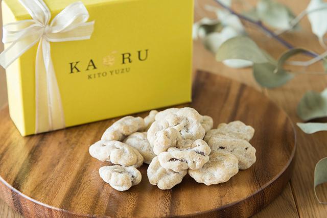 柚子専門店が極める 木頭柚子の味と香りの「プレミアムチョコバウンド」が発売