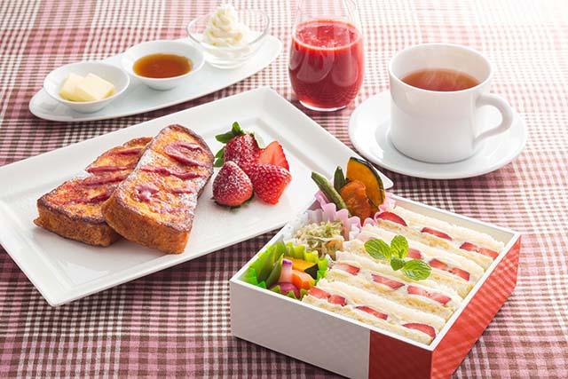 【ザ・キャピトルホテル 東急】ステーキといちごの組み合わせも!今年も「ストロベリーフェア 2018」開催