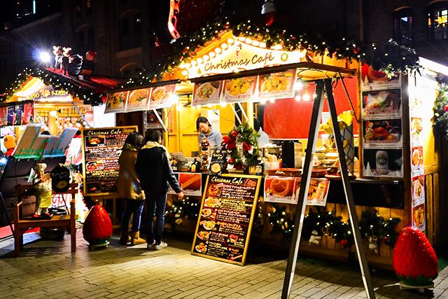 本場ドイツみたい!横浜「クリスマスマーケットin横浜赤レンガ倉庫」現地ルポ