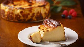 """""""ドルチェ氷""""のセバスチャンが スペイン、サン セバスチャンの 「バスクのチーズケーキ」を発売"""