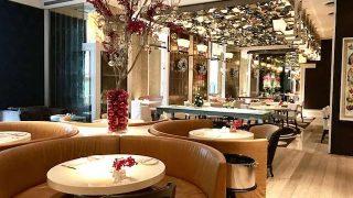 【台湾】マンダリンオリエンタルホテル台北は宿泊には敷居が高くてもランチならOK!