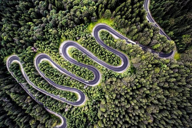 上空からこんにちは!「国際ドローン写真コンテスト」入賞作品たち