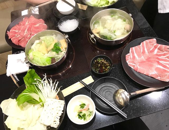 台湾のお鍋事情