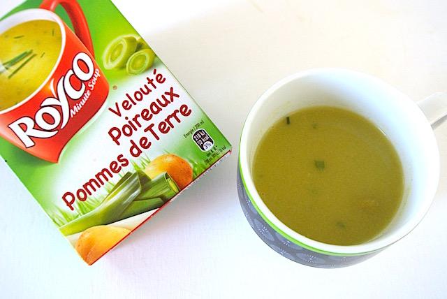 フランスのスーパーで手に入るお土産! 本格派インスタントスープを星で勝手に評価