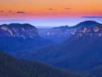 青い霧に包まれて。100万ヘクタールの世界遺産「ブルーマウンテンズ」