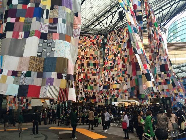 【非日常の世界へダイブ】感性が躍動する全国のアートフェスティバル2015