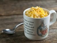 【電子レンジ6分】マグカップで完成、ほっこり幸せマカロニチーズ