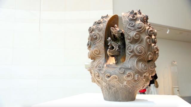 自分のルーツを探す旅。「縄文時代」にフォーカスしたアート展が斬新