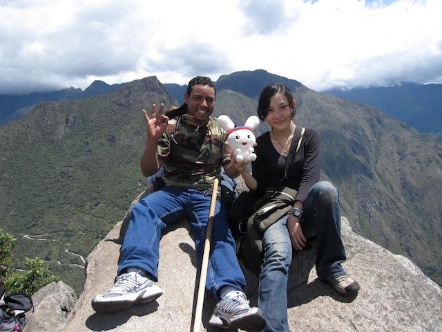 旅人インタビュー/はあちゅう「震えないウユニ塩湖と震えた首都ラパス・・・」