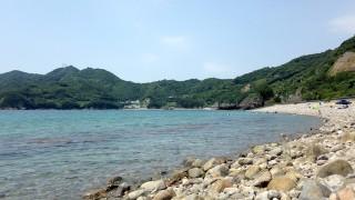 """""""沖縄以外""""の青い海、愛媛にありました!"""