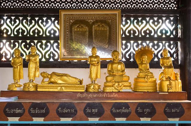 旅のクセは生まれた曜日でわかる?!東南アジアに受け継がれる「曜日文化」
