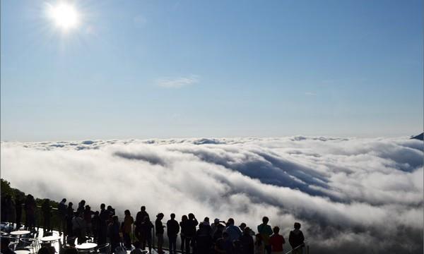 【北海道】狙うはサンライズ!いつか見たい、トマムの美しき雲海