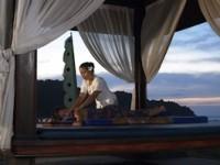 地上の楽園ボルネオ島、身も心もとろけてしまう「スパ」