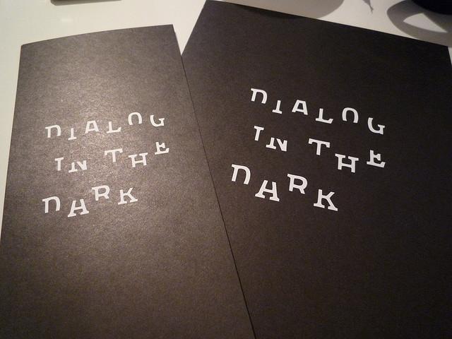 90分間の暗闇の旅で体験する、人と闇の温かさ