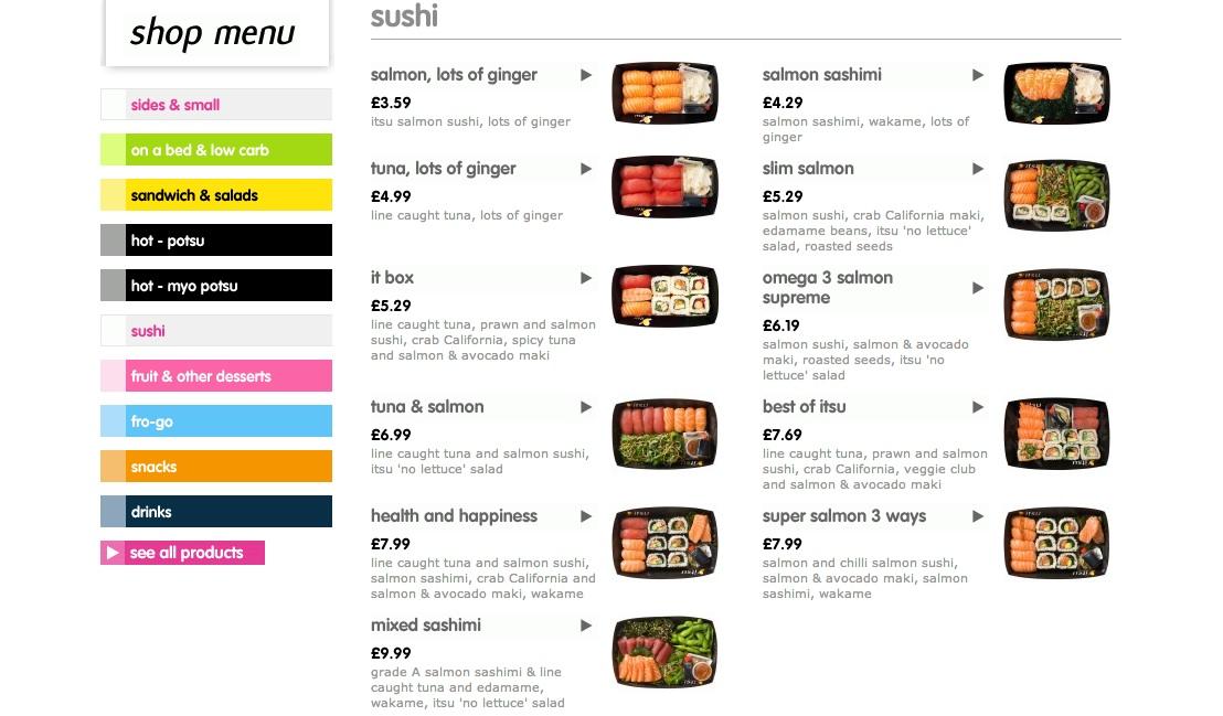 ロンドンOLに人気!日本食店「itsu」の魅力に迫る