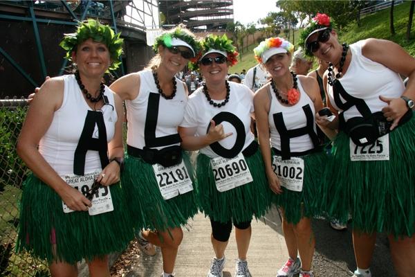 ベビーカーも車椅子もOK!ハワイの「ゆる〜いマラソン大会」