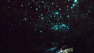 神秘の洞窟!数千万年のときを超えた、地下に眠る星空