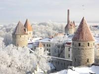 世界遺産の街並がファンタスティック!歩くだけで幸せになれる「冬景色」