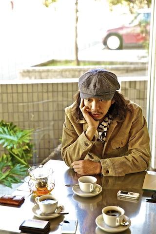 【インタビュー】旅をうたうミュージシャン/Caravan