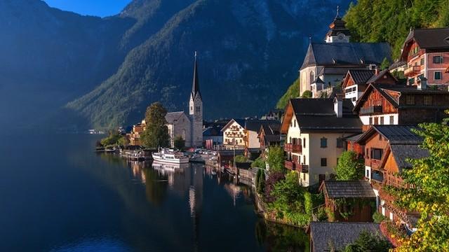おとぎの国で旅をしよう。オーストリアの日常は、童話の世界そのまま!