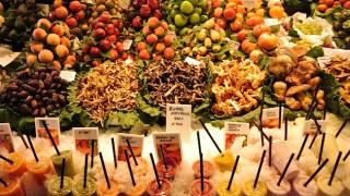 バルセロナの「サン・ジュセップ市場」で食べ歩きを思いっきり楽しもう
