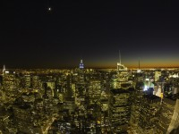 生涯忘れられない夜景に出逢う、真冬のニューヨーク