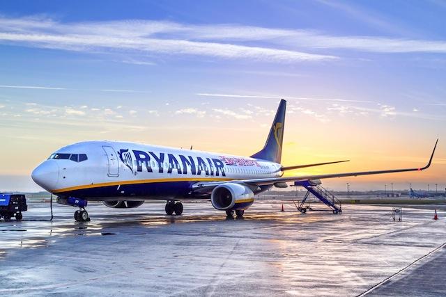 【LCC情報】ヨーロッパを格安で旅行するなら「RYANAIR」