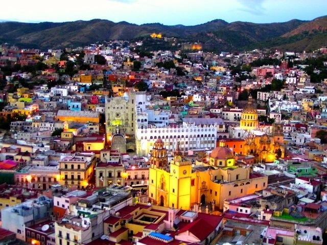 死ぬまでに、この目で見たい「メキシコの絶景」
