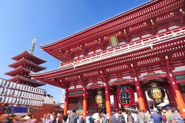 【ご利益別】行列してでも行きたい!都内初詣スポット2014