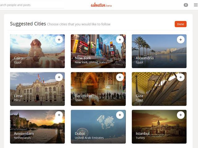 ガイドブックには載っていない旅先情報も知れる、便利なアプリ