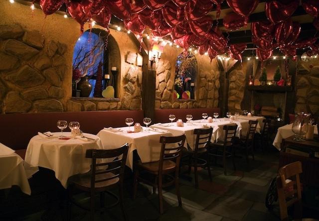 ZAGATに選ばれたニューヨークのロマンティックなレストラン