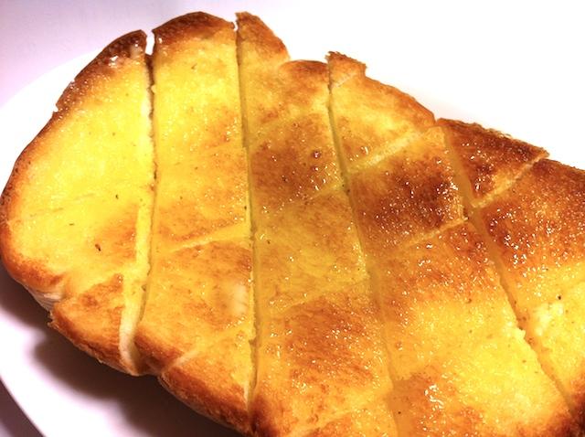 【初公開】 絶品を超える、もっちりふんわりな「極厚バタートースト」の作り方