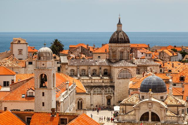 魔女の宅急便の世界へ!美しすぎる街、アドリア海の真珠「ドゥブロヴニク」